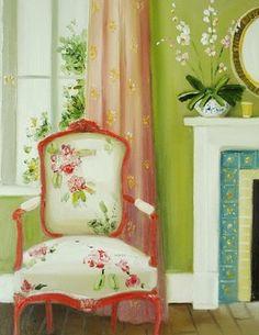 janet hill studio | Slices of Beauty...: Monday Love...Janet Hill Studio