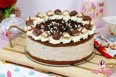 Homemade Sweets, Homemade Cakes, Chocolate Delight, Cheesecake Cupcakes, Cheesecakes, Macarons, Nutella, Tiramisu, Biscuit