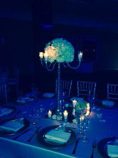 Lindos centros de mesa para tu boda diseñado por nosotros y elaborado por Moncho Agurcia