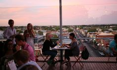 8 rooftop bars to go to this summer Naked in the Sky, Fitzroy, Melbourne