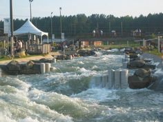 The National Whitewater Center opened to the public in 2006 and it's a must see place to go in Charlotte, NC.