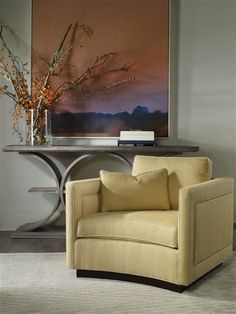 Visit our high end furniture store in Montreal for luxury furniture, personalized interior design services and exclusive designer brands. High End Furniture Stores, Upholstered Accent Chairs, Avenue Design, Beautiful Living Rooms, Interior Design Services, Living Room Inspiration, Luxury Furniture, Great Rooms, Love Seat