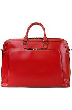 bcb4ad41e3f0  Audrey Brera  Leather Briefcase LODIS Bago