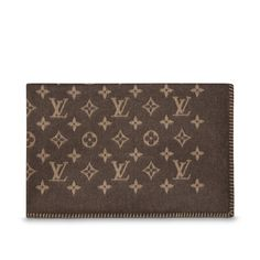 Discover Louis Vuitton Monogram Blanket  The Monogram Blanket is refined  and soft to to the touch. A classic to illuminate the wardrobe and the  home, ... 59bad20d248