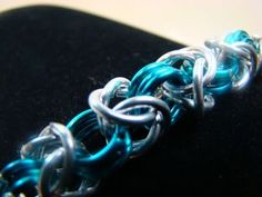 Follow along with Mikey as he shows you how to link your Chainmaille for the Byzantine Formation. Once you get it, it's quick to follow along. Remember to ues your own creativity with color choices. Styling of chainmaille links and quality will determine your work and end usuage. Sometimes cheap isn't always better. Check this out and follow Mik...