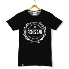 Herb Red is Bad - wer. czarna