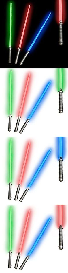 Glow Sticks 159091: Fun Central X552 Led Light Saber 28 Assorted Colors 6-Pack Glow In Dark Sticks -> BUY IT NOW ONLY: $33.81 on eBay!