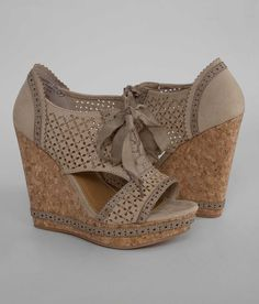 Not Rated Cut-Out Shoe - Women's Shoes   Buckle