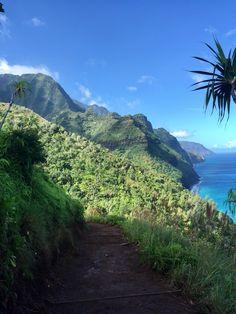 theencompassingworld:  Kalalau Trail, Hanalei,... - let's have an adventure