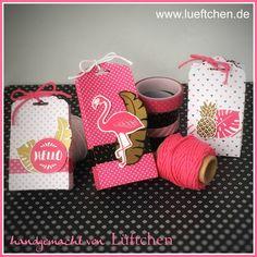 Lüftchen Stempelstudio Bergedorf, Pink mit Pep, Stampin Up!, Pop of Paradise