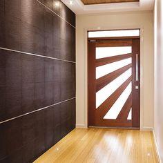 Sunburst Pivot inside door
