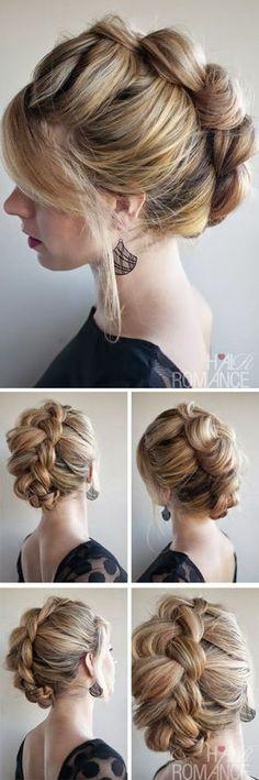 Chic Hairstyle Tutorials