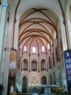 Nortre Dame Basilica HCMC 9.30am English Mass on Sunday