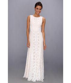 Revel in the romantic rhythm of this exquisite BCBGMAXAZRIA™ gown.. Contoured gown flaunts elegant...