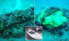 The Kamikaze MOTORBOATS: Rare craft used as suicide attack vessels by Japanese troops during World War II found off the coast of Japan   Read more: http://www.dailymail.co.uk/sciencetech/article-4897094/Underwater-remains-Japan-WWII-kamikaze-boats.html#ixzz4tDETgW5E  Follow us: @MailOnline on Twitter | DailyMail on Facebook