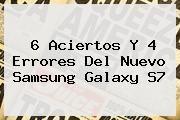 http://tecnoautos.com/wp-content/uploads/imagenes/tendencias/thumbs/6-aciertos-y-4-errores-del-nuevo-samsung-galaxy-s7.jpg Samsung Galaxy S7. 6 aciertos y 4 errores del nuevo Samsung Galaxy S7, Enlaces, Imágenes, Videos y Tweets - http://tecnoautos.com/actualidad/samsung-galaxy-s7-6-aciertos-y-4-errores-del-nuevo-samsung-galaxy-s7/