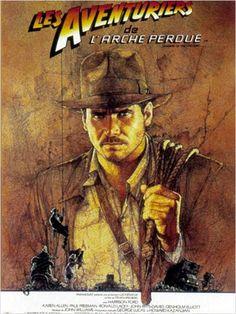 Les Aventuriers de l'Arche perdue de S.Spielberg (1981)