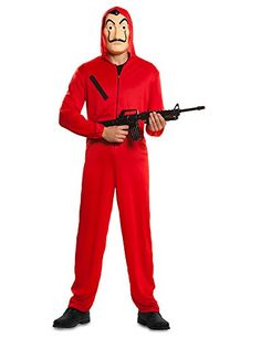 House of Money ™ robber costume La Casa de papel r