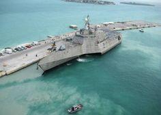 Independence coastal waters combat ship