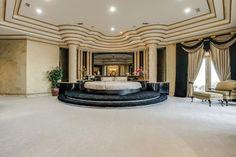 Tour a Grand Chateau in Prosper, Texas   2016   HGTV >> http://www.hgtv.com/design/ultimate-house-hunt/2016/master-retreats/master-retreats-round-bedroom-in-prosper-texas?soc=pinterest
