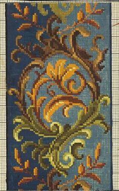 Berlin WoolWork Border Pattern (2)