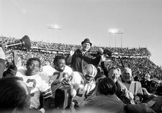"""Join Mike Goodpaster as he looks back at the Dallas Cowboys winning Super Bowl VI over the Miami Dolphins. Listen to """"TGT Presents On This Day: January 1972 The Dallas Cowboys beat the Miami Dolphins in Super Bowl VI"""" on Spreaker. Dallas Cowboys Coaches, Cowboys Win, Dallas Cowboys Images, Nfl Football Teams, School Football, Tom Landry, Chiefs Super Bowl, Cowboy Images, Super Bowl Wins"""