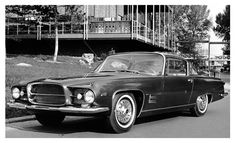 1961 Dual-Ghia L 6.4 Only 26 buit