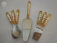 imagem de colheres decoradas - Pesquisa Google