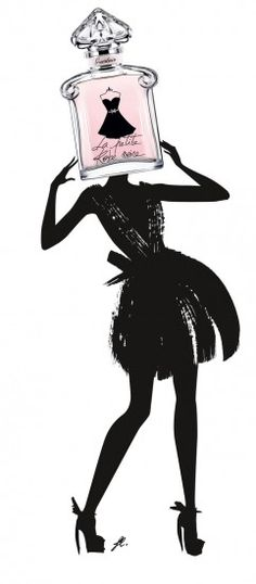 La Petite Robe Noire  Guerlain - definitely in my soon-to-buy list. This smells heavenly!