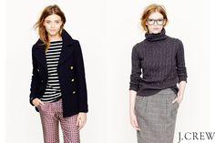 J.Crew / Fashion Stylist Anda & Masha