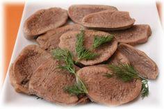 Домашний рецепт: Как правильно варить говяжий язык