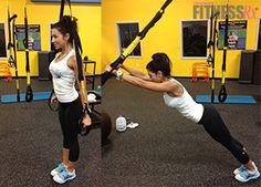 Hard Core Ab exercises using TRX suspension (also includes non-suspension exercises)