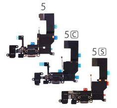 Connecteur de charge iPhone 5 5S 5C