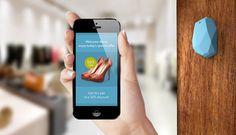 IBeacons zijn de perfecte manier om de online en offline wereld samen te brengen. IBeacon is een nieuwe technologie ontwikkeld door Apple, die al standaard zit op ieder iOS7-apparaat.