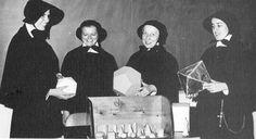 American Sisters of Charity of St Vincent de Paul, Educators at York Catholic High School 1965