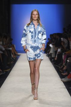tie dye Isabel Marant Summer collection