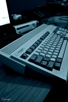 """Like its predecessor, the Amiga 500, the A1200 is an all-in-one design incorporating the CPU, keyboard, and disk drives (including the option of an internal 2.5"""" hard disk drive) in one physical unit. The A1200 has a similar hardware architecture to  https://www.facebook.com/RetroGamingPage2015 http://retrogamingblog2015.blogspot.co.uk #retroconsoles #retrogames #retrocollective #retrocollector #retrogamer #retrogaming #retroconsoles #retrogames"""