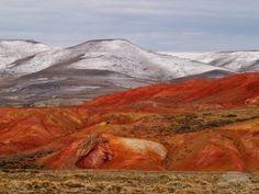 Esquel, Ruta 40 Patagonia