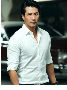 Will Yun Lee - Korean American actor (The Wolverine)