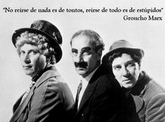 10 frases geniales de Groucho Marx: www. Technology Problems, Great Films, Culture, Man Humor, Albert Einstein, Famous Faces, Famous Quotes, Funny Posts, Laugh Out Loud