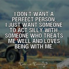 #truelove #countryboy #perfectperson #countrygirls Make sure to follow Cute n' Country at http://www.pinterest.com/cutencountrycom/