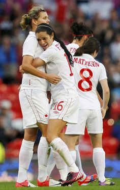 Team Canada - Women's Soccer