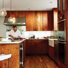 Pinedo house kitchen