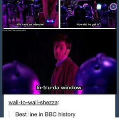 Doctor Who/David Tennent