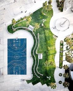 Reconstruction #publicspace #openspace #urbandesign #landscaping #landscapedesign Landscape Architecture Drawing, Landscape And Urbanism, Landscape Elements, Landscape Design Plans, Park Landscape, Landscape Concept, Green Architecture, Concept Architecture, Urban Landscape