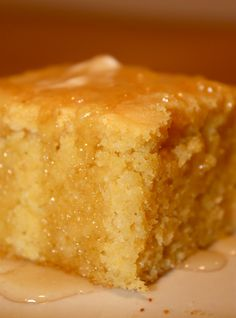 Grandma's Buttermilk Cornbread on MyRecipeMagic.com