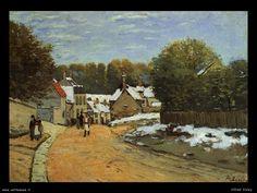 alfred sisley | Alfred Sisley - biografia e opere