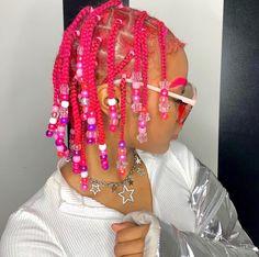 Baddie Hairstyles, My Hairstyle, Cute Hairstyles, Protective Hairstyles, Protective Styles, Black Girl Braids, Girls Braids, Black Girl Weave, Dyed Natural Hair
