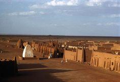 George Rodger ALGERIA. The Sahara. Timimoun. 1957.