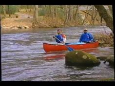 Introduction to Canoeing - This 37 min. video is from the folks at Nantahala Outdoor Center. It  briefly shows everything needed at the beginner level of canoeing with proper form and vocabulary.